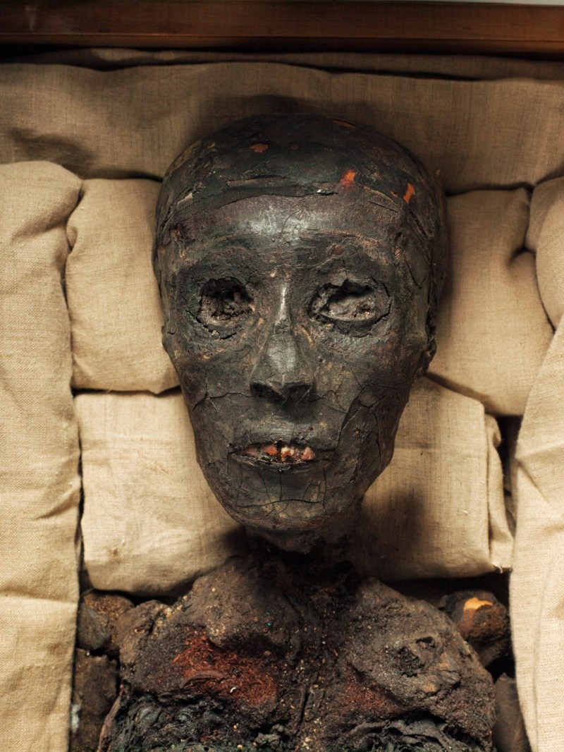 King Tutankhamun, One of the best preserved bodies in the world