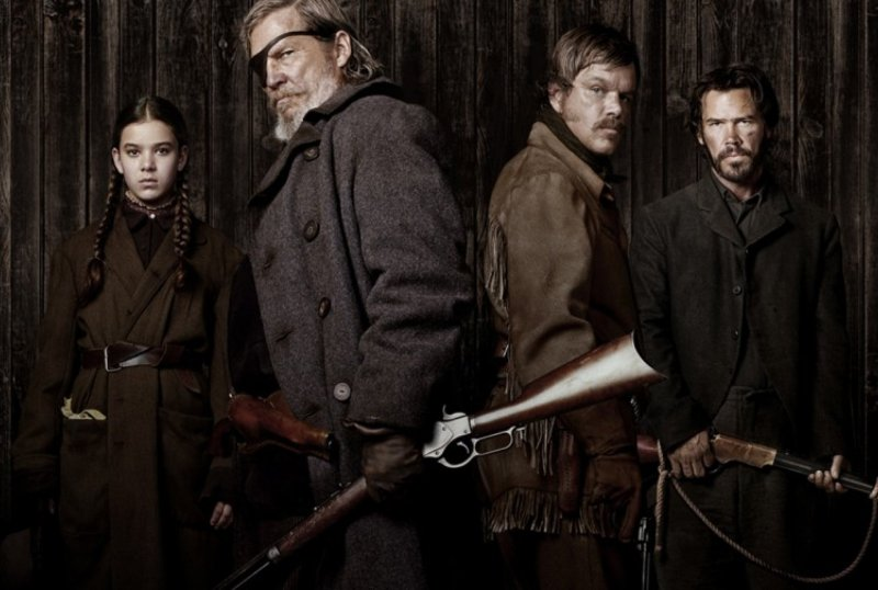 Coen Brothers True grit (2010) received 10 Oscar nominations