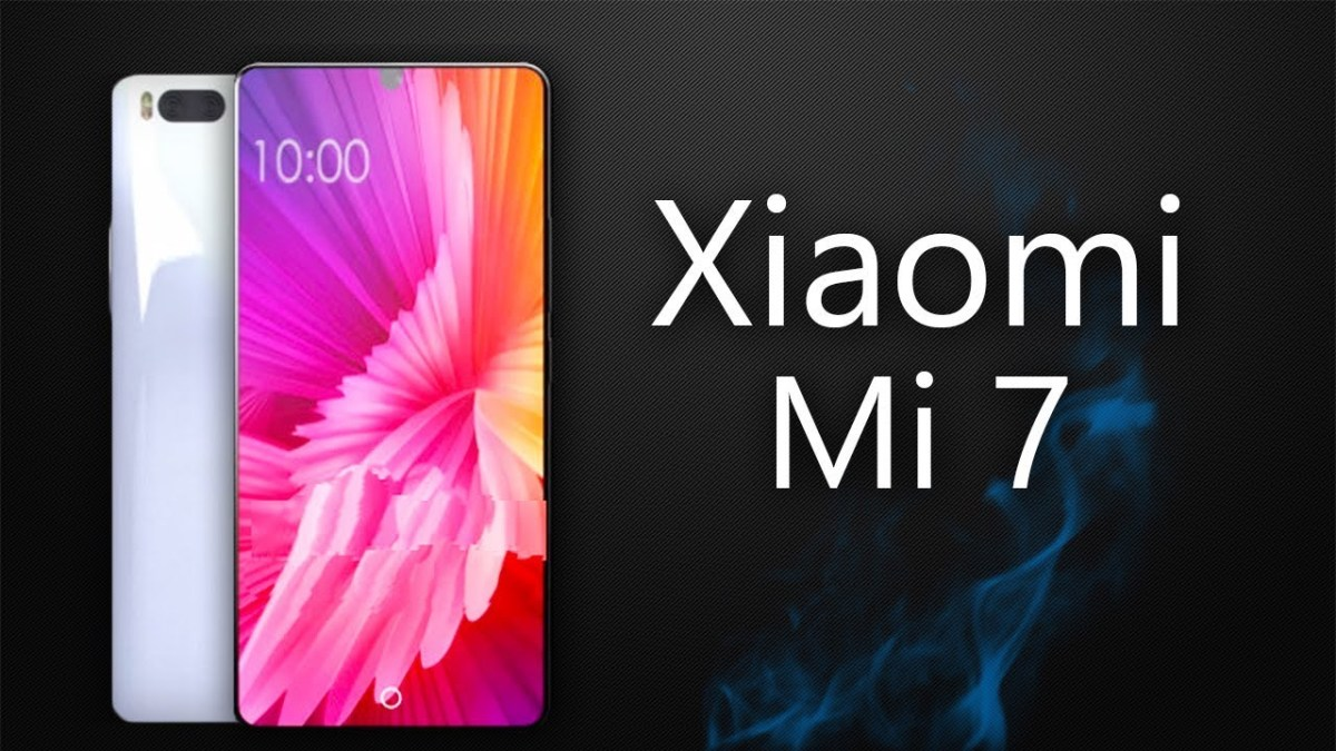 Xiaomi Mi 7 Smartphone Specifications And First Glance