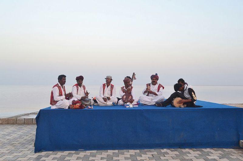 Famous Indian Festivals in January - RannUtsav