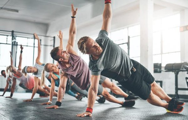 Top 10 Fitness Trends