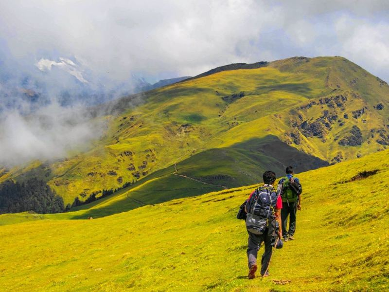 Himalayan treks Roopkund trek