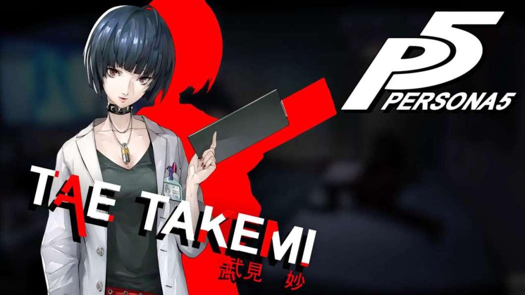 Tae Takemi, Persona 5