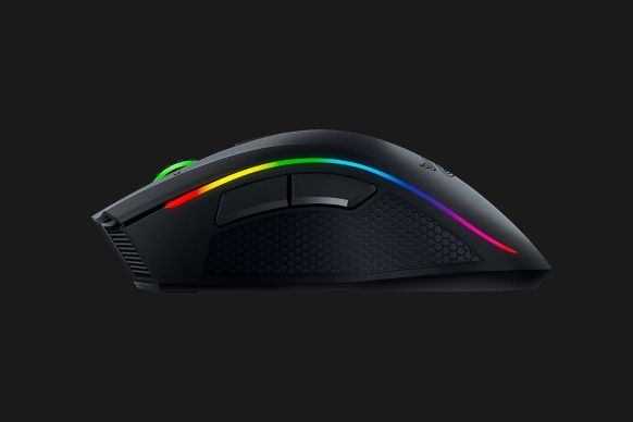 The Razer Mamba Wireless for League of Legends