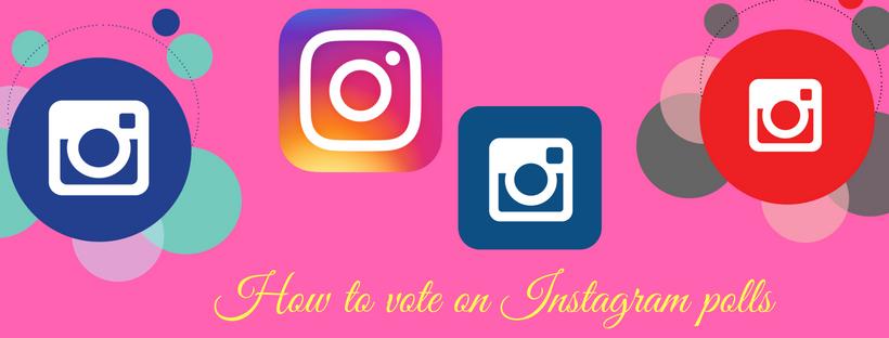 How to vote on Instagram polls