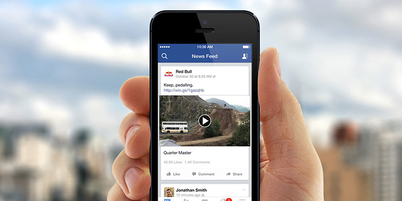 Download Facebook Videos on Your iPhone