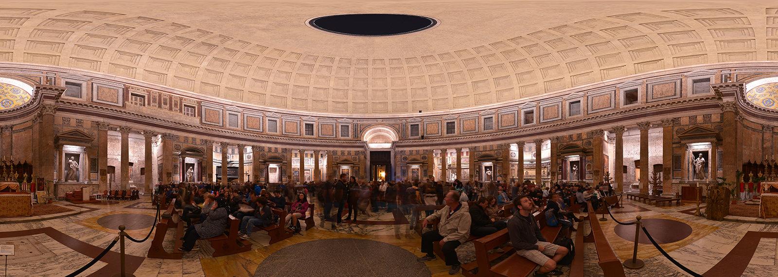 Roma Inside Pantheon
