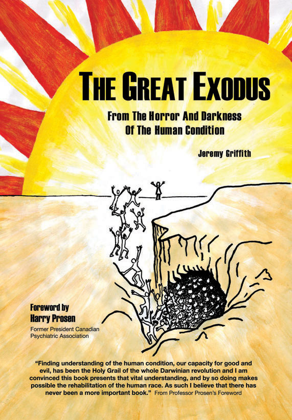 Front Cover  Exodus  World Transformation Movement