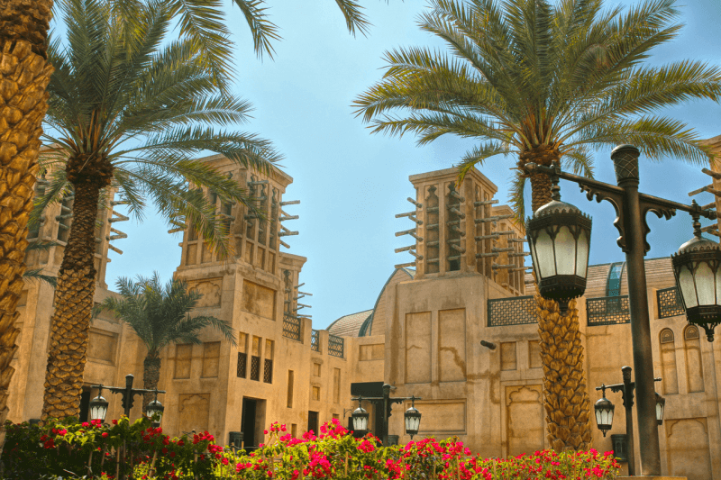 Our favorite shopping spots in Dubai: Souk Madinat Jumeirah and