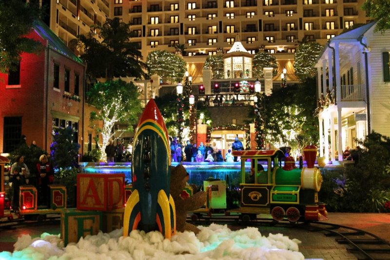 Christmas On The Potomac.Best Christmas Activities In Dc At Gaylord National
