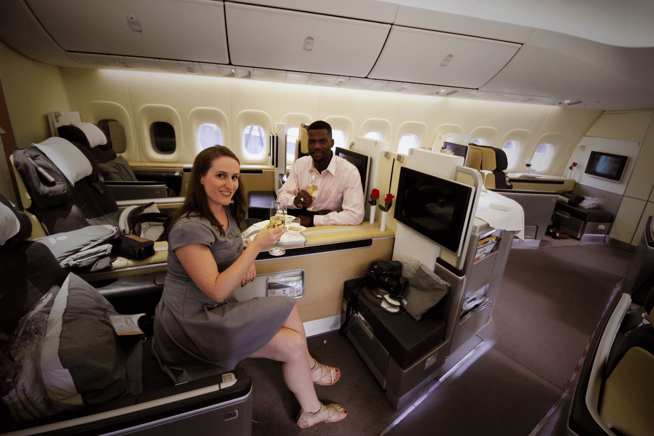 Lufthansa First Class Review How We Flew To Europe For Only 39