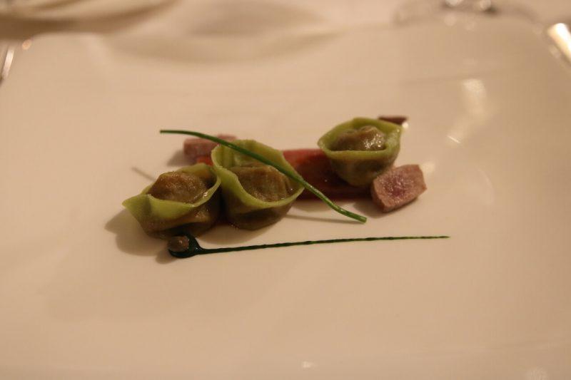 Sorrento S Michelin Star Terrazza Bosquet Review Fine