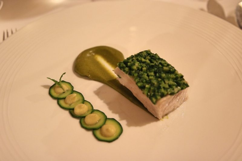 Sorrento S Michelin Star Terrazza Bosquet Review Fine