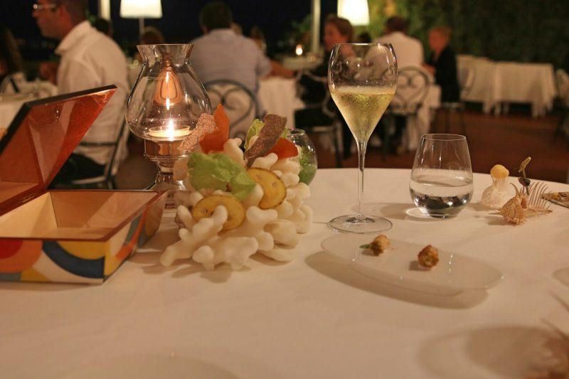 Sorrento S Michelin Star Terrazza Bosquet Review Fine Italian Dining