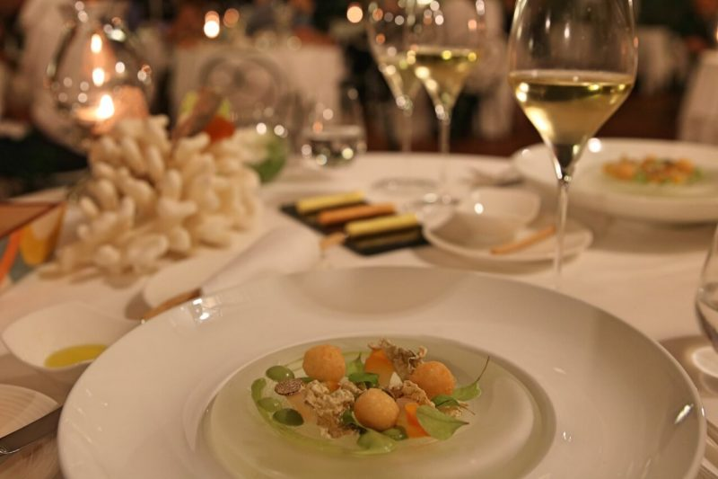 Sorrento\'s Michelin Star Terrazza Bosquet Review | Fine Italian dining