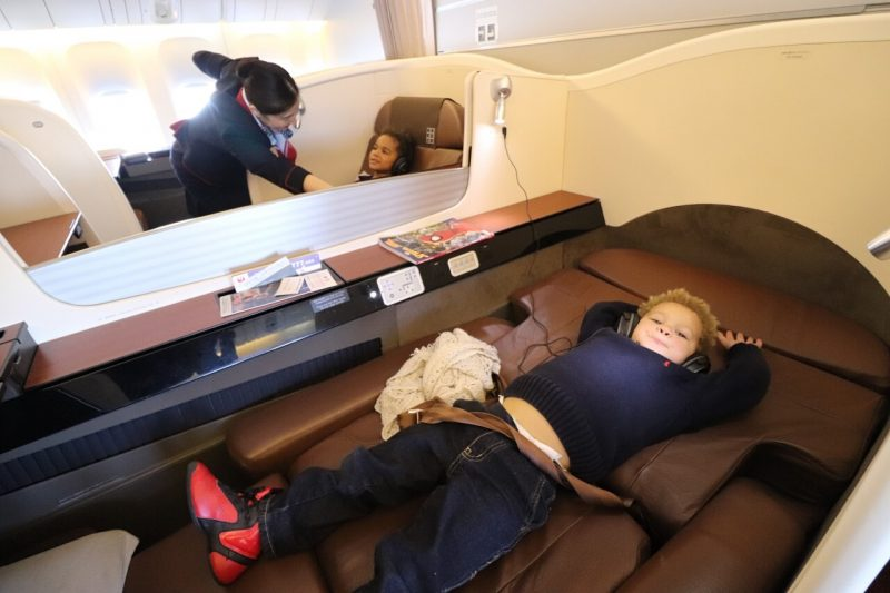 Jal First Class Review Nyc To Tokyo World Travel Adventurers