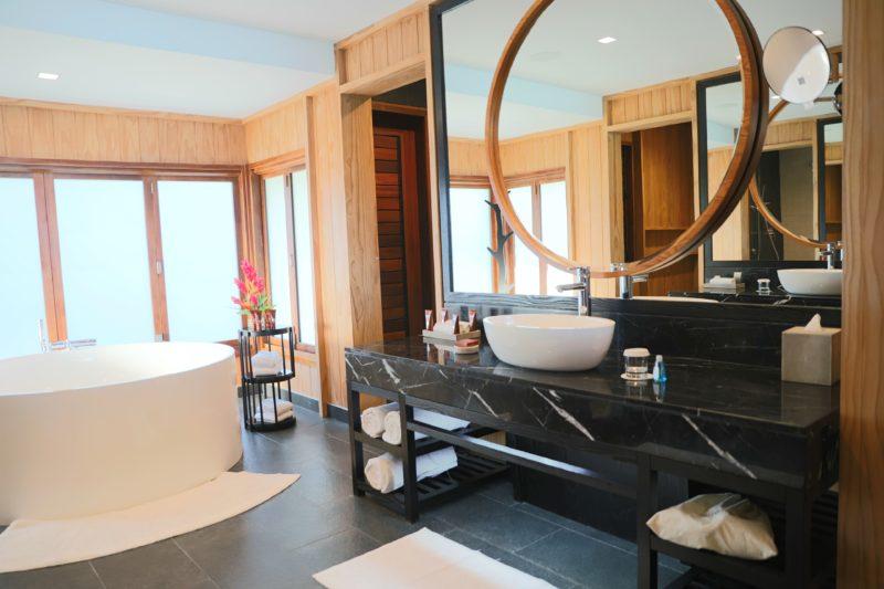 Conrad Bora Bora Nui King Beach Pool Villa Review World