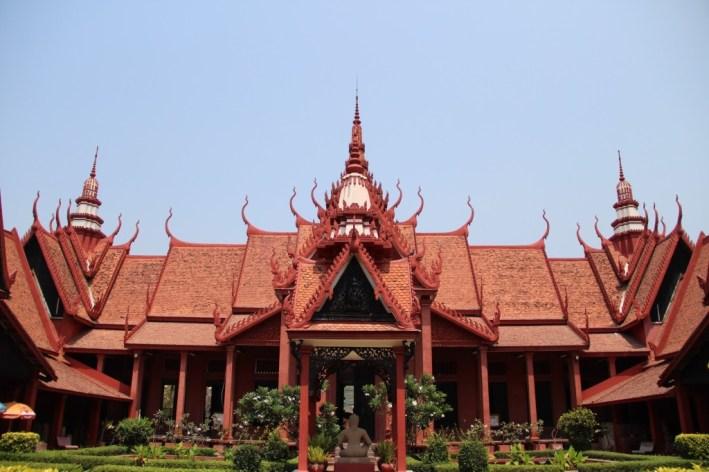 National Museum's exquisite architecture
