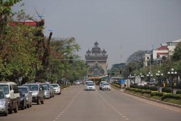 Victory Gate Vientiane