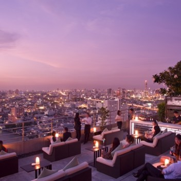 360 Millenium Hilton Bangkok