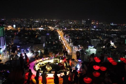 Chill Bar Saigon HCMC