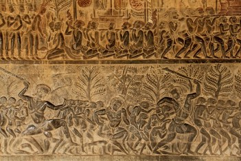 Fragment from the Battle of Lanka