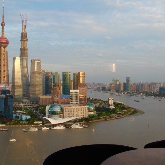 Vue at Hyatt on the Bund Shanghai