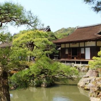 Ginkaku-ji ( the silver pavilion)