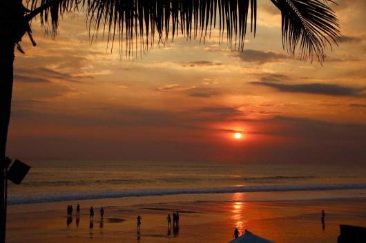 Seminyak beach, Bali