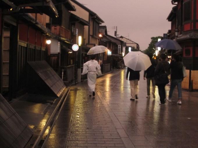 Ichiriki ochaya, kyoto
