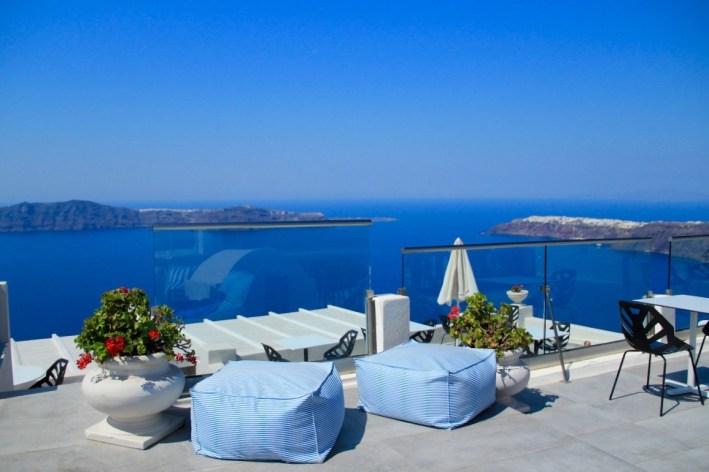 Galaxy Suites hotel, Santorini