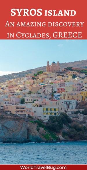 Syros Greece hidden gem