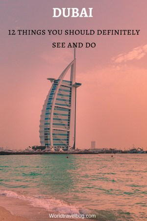 What to do, see, experience in Dubai. From sky scrapers, luxury cruises, desert safari and the magnificent Sheikh Zayed Mosque in Abu Dhabi to spices and gold markets in the old Dubai #dubai #topthings #dubaitravel #Burjalarab