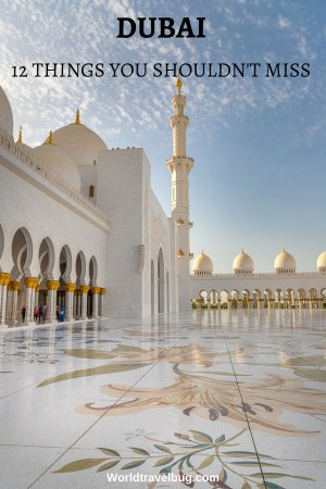 What to do, see, experience in Dubai. From sky scrapers, luxury cruises, desert safari and the magnificent Sheikh Zayed Mosque in Abu Dhabi to spices and gold markets in the old Dubai #dubai #topthings #dubaitravel #Sheikhzayed