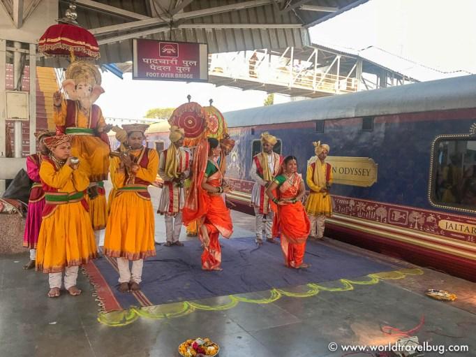Indian Luxury Train-16