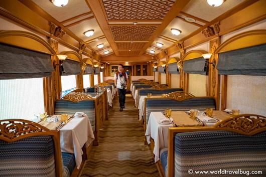 Indian Luxury Train-33