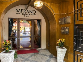 Safrano Palace hotel Brasov-4