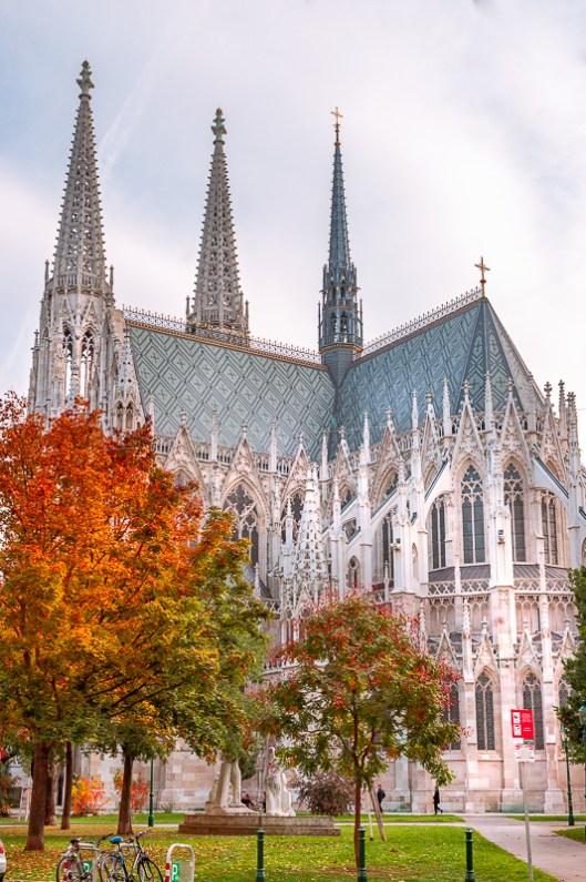 Votivekirche Vienna