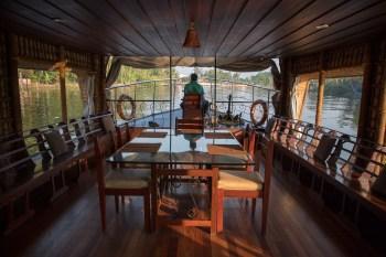 Kerala house boats