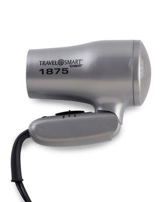 BEST TRAVEL HAIR DRYERS Dual Voltage Ionic Hair Dryer