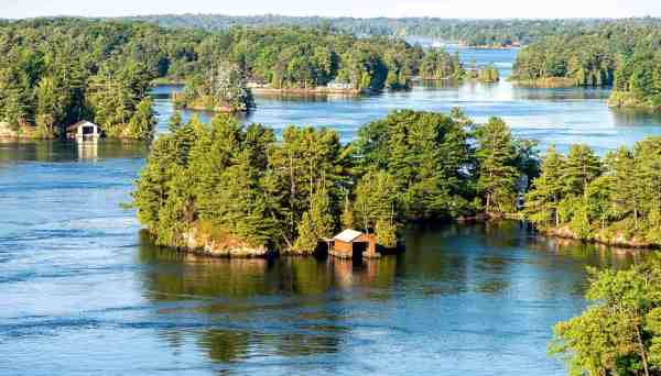 Thousand Islands Ontario Canada