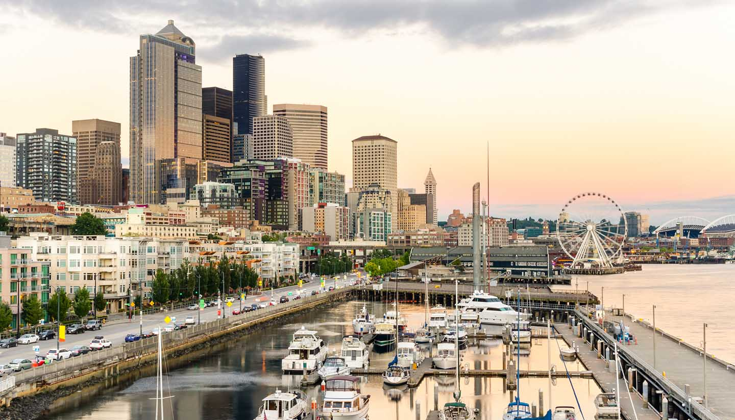 Washington State Travel Guide And Travel Information