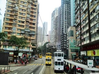 Hong Kong Island - Causeway Bay