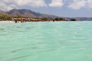 Elafonisi beach, Create - perfect turqouise water - @World Travel Mama