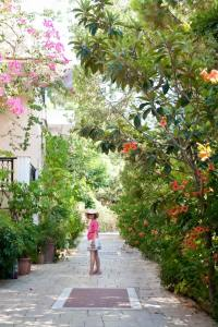 Paleochora, Virginia Studios, Crete - @World Travel Mama