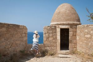 Rethymno fortress - @World Travel Mama