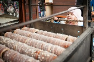 Trdelnik Prague - @World Travel Mama