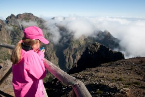 mountains of Madeira - @World Travel Mama