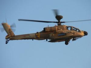 Israeli AH-64D Apache Longbow