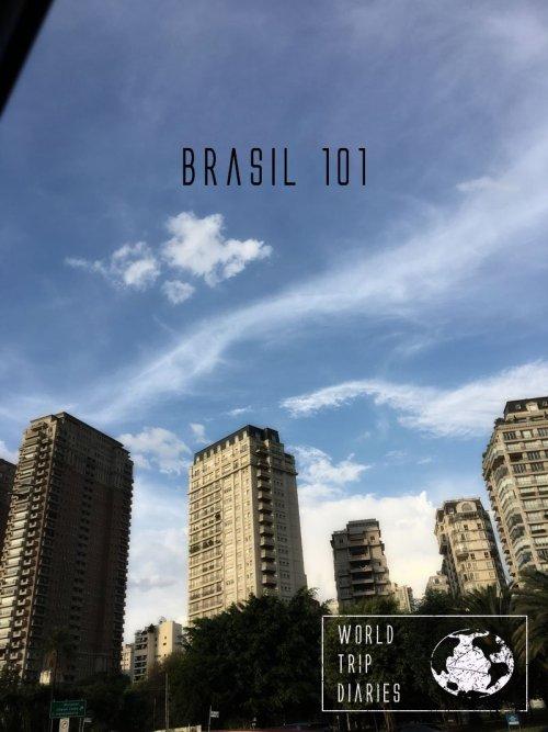 Algumas dicas para quem pretende visitar o Brasil em um futuro próximo...
